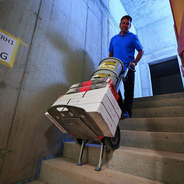 CargoMaster-CC200 Sube-escaleras